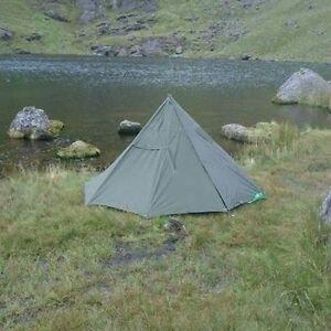Polish Army Lavvu teepee tent tipe Military issue