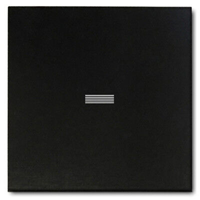 Bigbang-[Made The Full Album] CD+Artwork Canvas+Booklet+Puzzle Ticket+Card+Gift