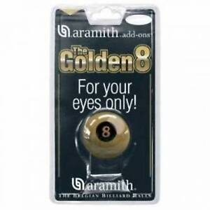 ARAMITH-GOLDEN-8-BALL-2-1-4-AMERICAN-POOL-SIZE