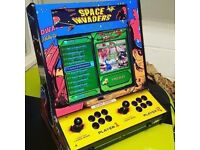 NEW Retro Arcade machine 1300 games
