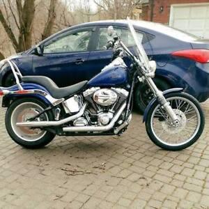 2007 Harley Davidson Softail Custom   *Mint*