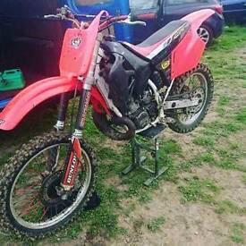 Cr250 evo 1993