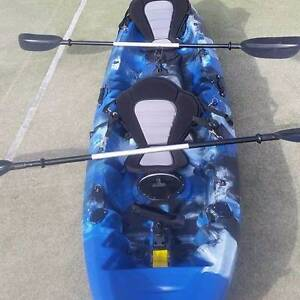 TAMAR TWO SEATER (PLUS 1) KAYAK Port Adelaide Port Adelaide Area Preview