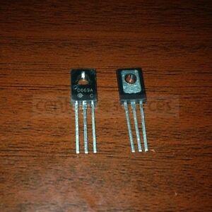 10PCS-2SD669AC-2SD669-D669AC-D669A-NPN-Transistor-TO126