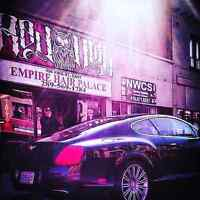 Red Owl & Empire, tattoo piercing, barber hair stylists