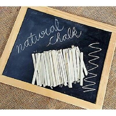 NATURAL LIME STONE CHALK STATIONERY SLATE PENCIL (Pack of 5)