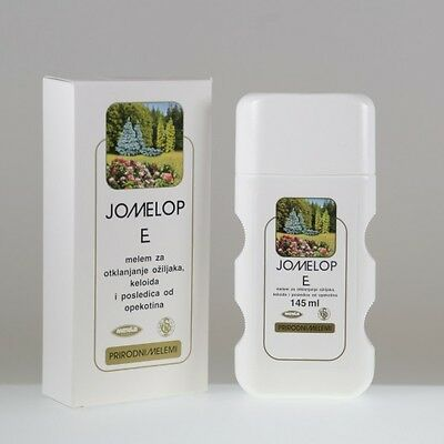 Best Balm for scars keloidal scar and burns Jomelop E Saljic