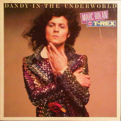 Marc Bolan and T-Rex* ‎– Dandy In The Underworld - vinyl LP, used for sale  Shipping to Ireland