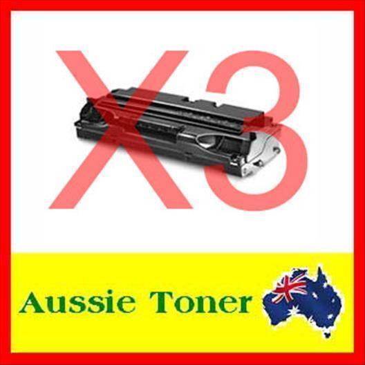 3 x Fuji Xerox Phaser 3155 3160 3160N Toner Cartridge