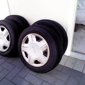 Ford Laser ( Wheels ) Clarkson Wanneroo Area Preview
