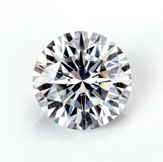 0.38 Ct Beautiful Loose Natural Diamond Round Brilliant H Color SI GIA Certified