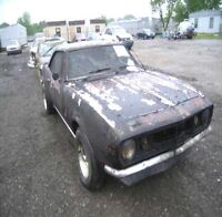 Wanted! Project Car.