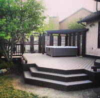 HOLY MOLY THAT'S A THICK DECK! SaltireCS fence & deck builder.