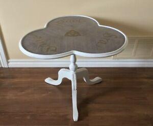Vintage Clover Leaf Side Table
