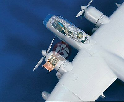 Verlinden 1/48 Dornier Do 217 E-5 Detail Set WWII for Revell and Monogram 1659
