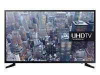 """43"""" SAMSUNG latest 4K!! SMART LED TV UE43JU6000 . Warranty and delivered."""