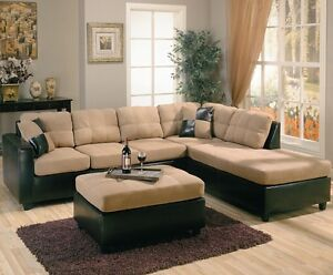 WE MAKE CUSTOM SECTIONALS TO YOUR SPACE-2 TONE L