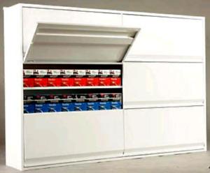 Cigarettes Shelves (Cabinets)