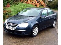 Volkswagen Jetta s fsi 1.6 70000 warranted miles full mot one years warranty
