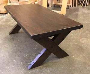 Solid Wood Rustic Coffee Tables!!