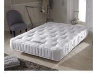 Orthopaedic Matress King Size (Never used) - Firm Spring Reflex