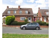 2 Bedroom semi-detached house in Prince Charles Rd Exeter