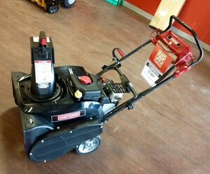 Powerful Single-stage Snowblower at Sears!