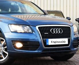 Audi Engines - Fits ALL: Q5 / Q7 / A6 / A5 / A6 Quattro 3.0 TDI V6 Diesel CCWA CCWB CCW CAP Engine