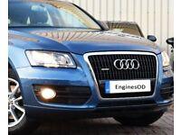 Audi Engines - Fits ALL: Q5 / Q7 / A6 / A5 / A6 Quattro 3.0 TDI V6 Diesel CCWA CCWB CCW CAP Engine