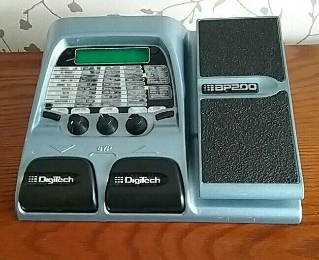 GUITAR PEDAL BP200 MODELLING BASS PROCESSOR
