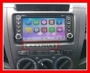 EXTNIX Toyota Hilux 2005 - 2011 DVD GPS Bluetooth System Epping Whittlesea Area Preview