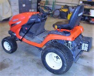 Kubota Diesel Lawn and Garden Tractor St. John's Newfoundland image 4