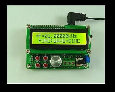 Dds Function Signal Generator Module Custom Arbitrary Waveform Sinetriangle