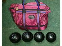 Thomas Taylor bowls size 4