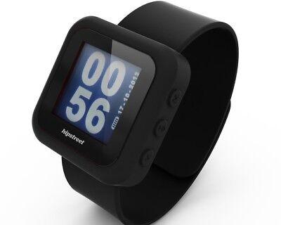 Sport Watch Digital Video Player MP4 Photo Book Pedometer Stopwatch—Lithium-ion Sport Mp4 Watch Player