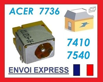 Acer Aspire 7000 7100 7110 7410 7736 7736ZG DC Jack Power Port...