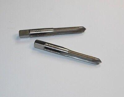 YMW Plug Ground Thread Taps 5/16-24 H2 3FL HSS 382761BR (2 Pcs) 3 Ground Thread Taps