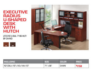 Now Get 20%-30% OFF All Commercial Quality Office Desks!
