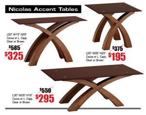 Unique Designs Accent Tables and Home Accessories up to 60% Off