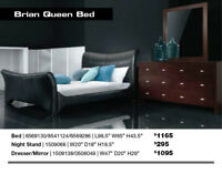 Get 50% OFF All Unique Styles Queen Beds and Bedroom Sets!