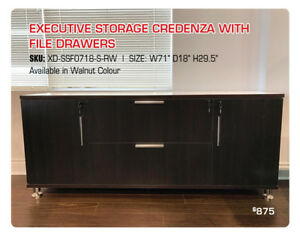 20%-50% OFF ALL OFFICE STORAGE CABINETS and LATERAL FILES!