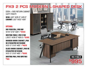No Tax Event All Modern office desks and workstations On Sale!