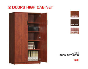 Office Storage Cabinets, bookcases, lateral files Now 50% OFF!