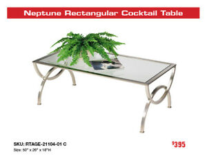 20%-40% OFF All Accent Tables on Floor on Clearance STOREWIDE!!!