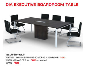Commercial Quality Conference Tables On Clearance 20%-50% OFF!