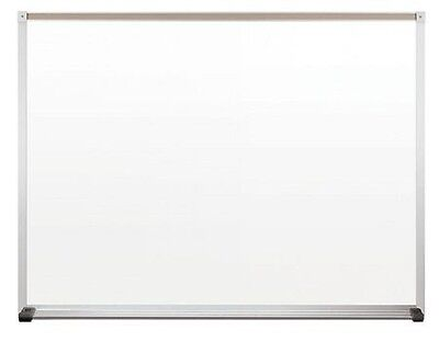 Dry Erase Board 202ac 36 X 48 Magnetic Porcelain Waluminum Trim Wall Mounted