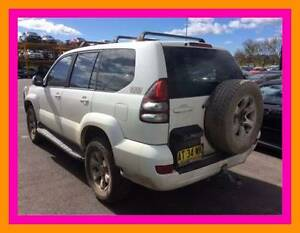 WRECKING: 2006 Land Cruiser Prado GXL  parts from $5 | A1426 Revesby Bankstown Area Preview