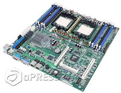 - Asus K8N-DRE SATA NVIDIA nForce 2200 2x AMD s940