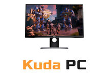 KUDA PC - Dell S2716DG G-Sync Gaming Monitor - 144HZ - 1MS RESPONSE TIME - 2560 x 1440 - NEW