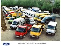Breaking Ford transit MK6 all parts available